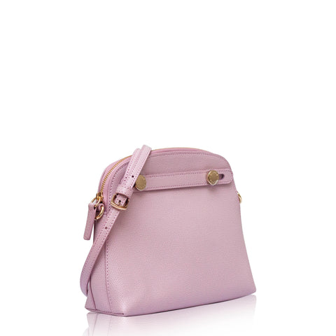 Furla Piper Mini Dome Crossbody Moonstone
