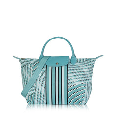 Le Pliage Neo Pastel Medium SH Aqua