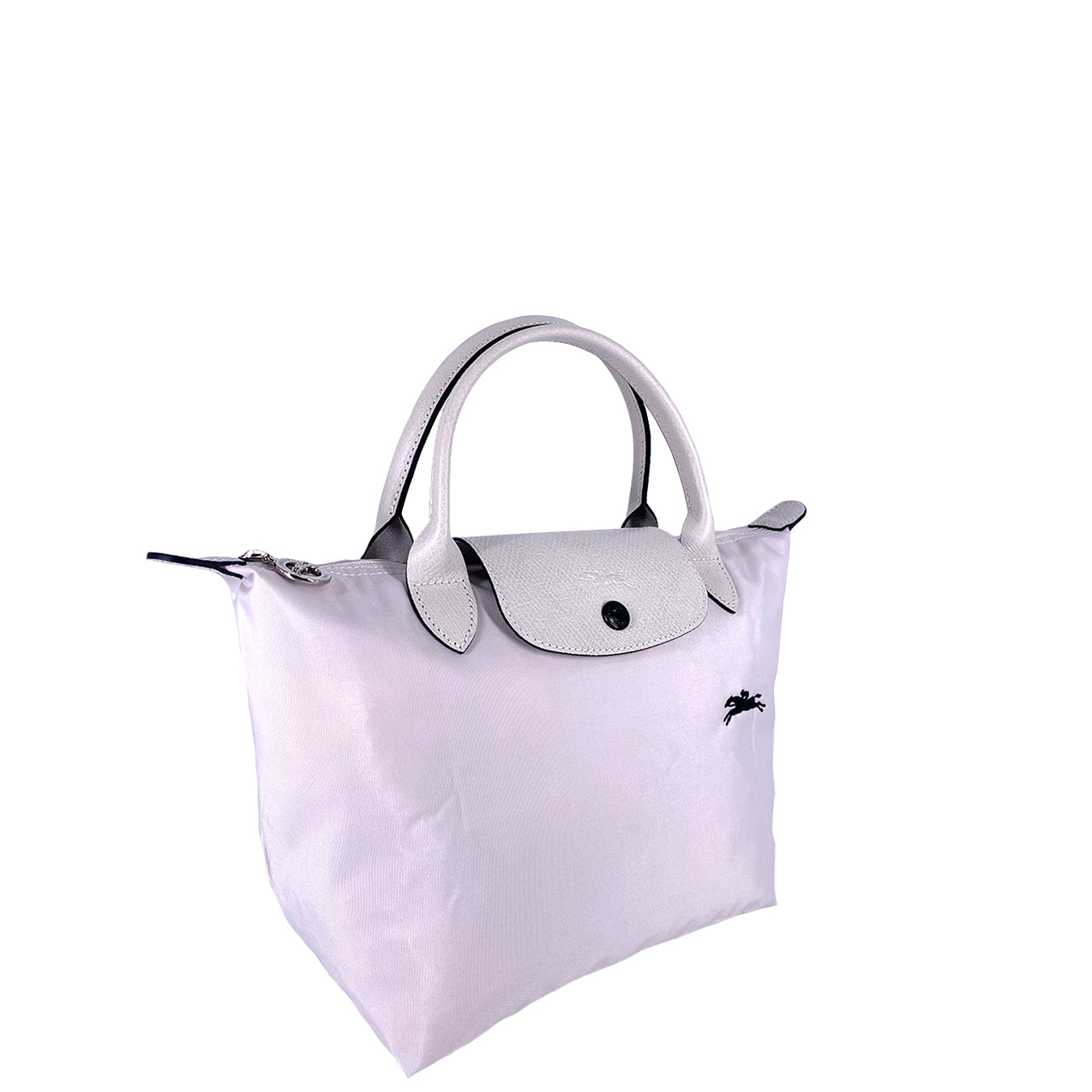 Longchamp Le Pliage Club Small SH in Beige