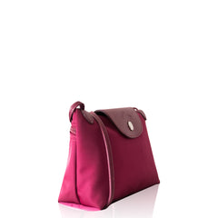Longchamp Le Pliage Small Neo Crossbody Red
