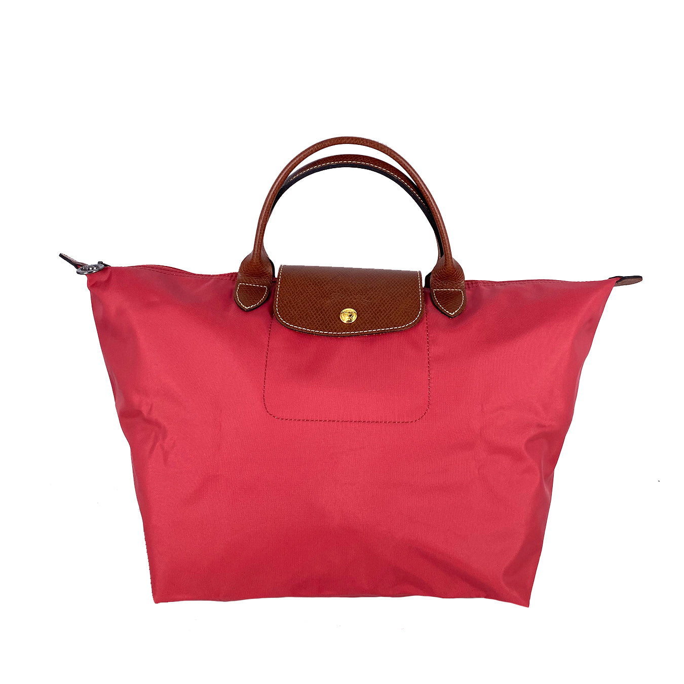 Longchamp Le Pliage Neo MSH in Rose Pink