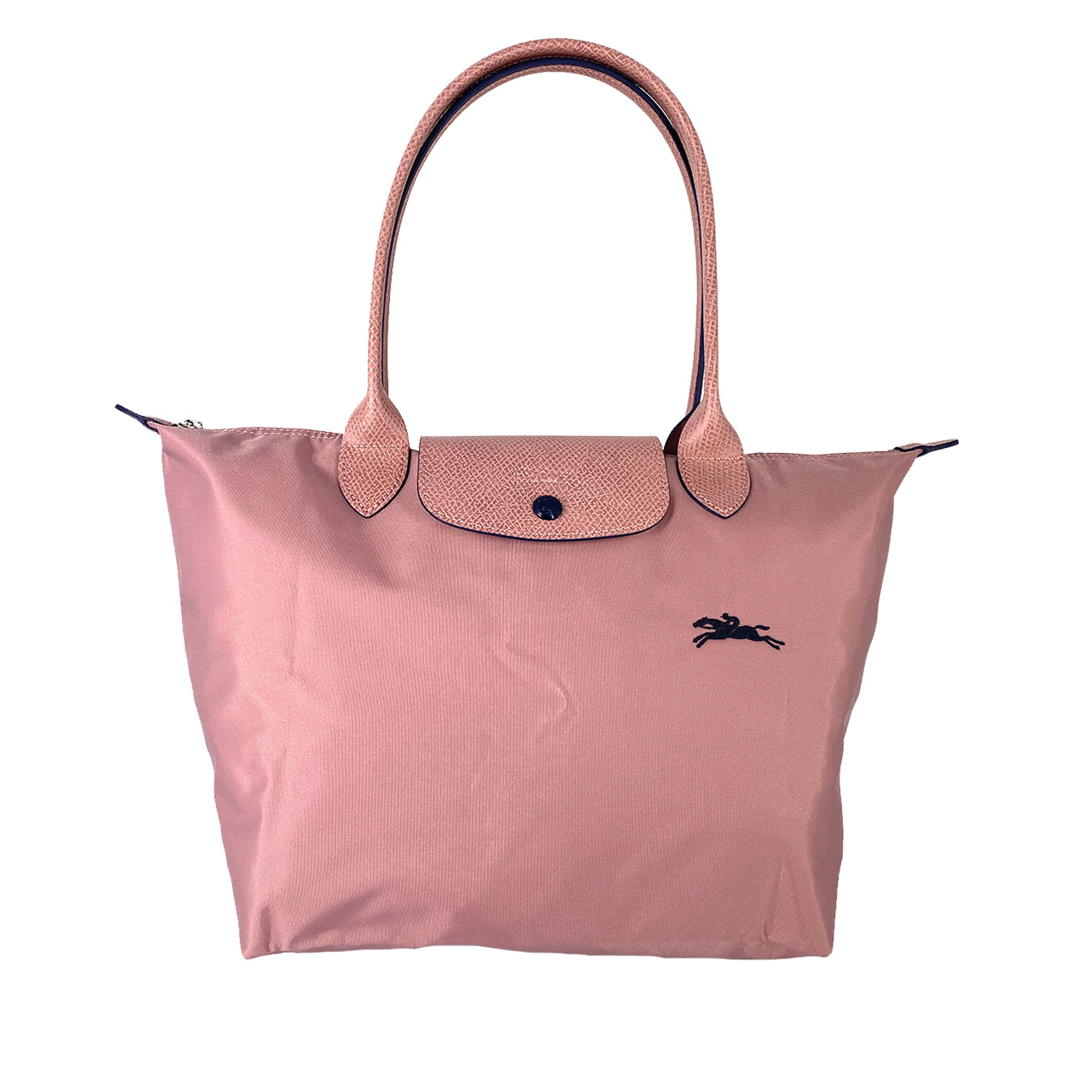 Longchamp Le Pliage Club Small LH Tote Bag AntiquePink