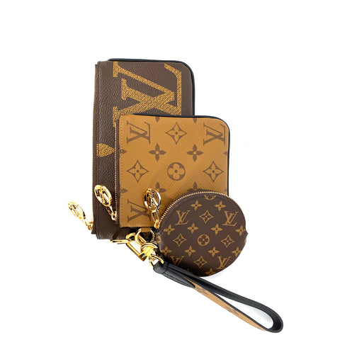 Louis Vuitton M68756 Trio Pouch