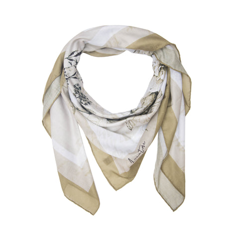 Fello Forest Floral Scarf