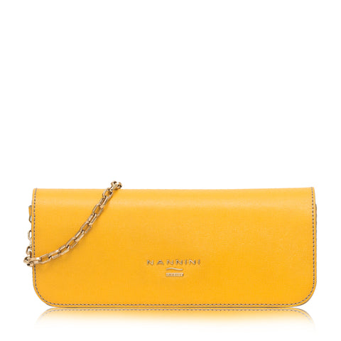 Nannini B10099-2 Pochette Dual Leather Sole