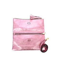 Nannini B10037 Pochette Institutional Shine Rosa