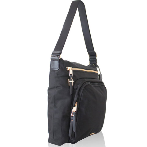 128204-1041 Carmel Crossbody in Black