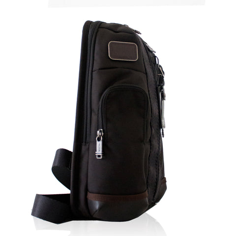 111777-4823 Higgins Sling Bag Black