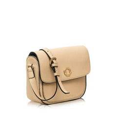 Furla Olympia Cream Mini Crossbody Bag
