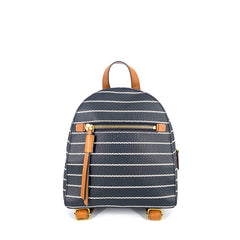 Fossil Megan Backpack Black Stripe