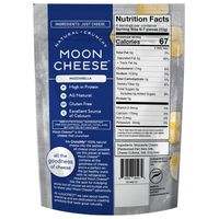 Mozzarella Moon Cheese