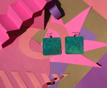 SQUARE | EARRINGS