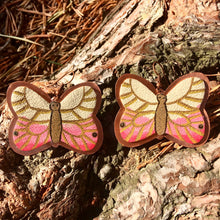 MARIPOSA | EARRINGS  Cithaerias Merolina 🦋