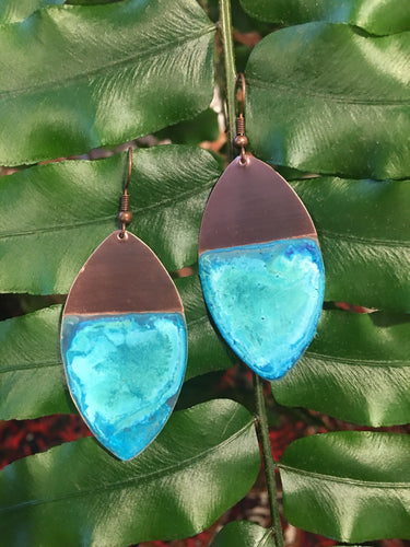 RIVER LEAF | EARRINGS