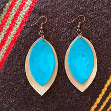 LEAF DROP | EARRINGS