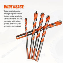 Load image into Gallery viewer, Ultimate Punching Drill Bits---Suitable for home use or commercial use!