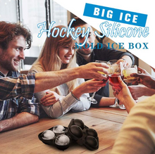 Load image into Gallery viewer, Big Ice Hockey Silicone Mold Ice Box-Buy 2 Free Shipping🔥