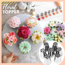 Load image into Gallery viewer, Cake Decor Piping Tips