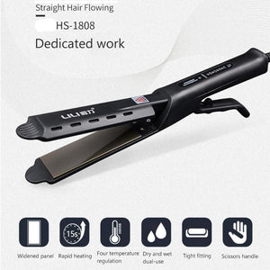 (😍Only $9.99 for the second!!!) Ionic Flat Iron Hair Straightener