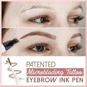 Buy 1 Get 1 Free😍 - Natural Tattoo Eyebrow Ink Pen