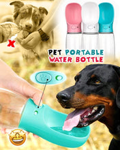 Load image into Gallery viewer, Pet Portable Water Bottle