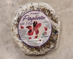 Pagliettin with Violets Cheese 300g