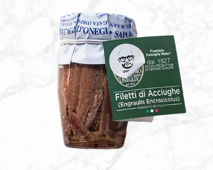 Anchovy Fillets in Olive Oil (80g) Frantoio S.Agata