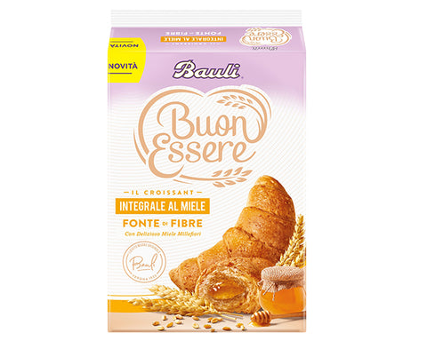 Wholemeal Honey Croissant Bauli (250g)