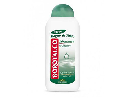 Moisturizing Bath Foam Borotalco (500ml)