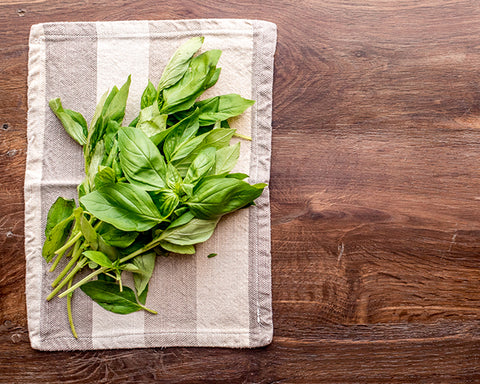 Fresh Ligurian Basil (100g)