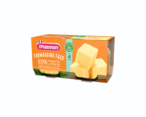 Plasmon Baby Food Cheese (2x80g)