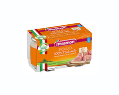 Plasmon Baby Food Chicken (2x80g)