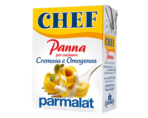 UHT Cream Chef Parmalat (200ml)