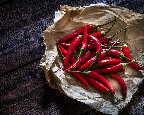 Fresh Chillies (5ea)