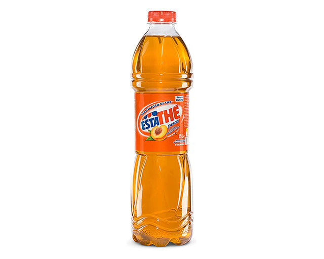 Estathè Peach Bottle (1.5L)