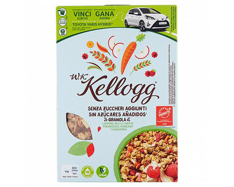 Kellogs granola fruit and vegetable (300g)