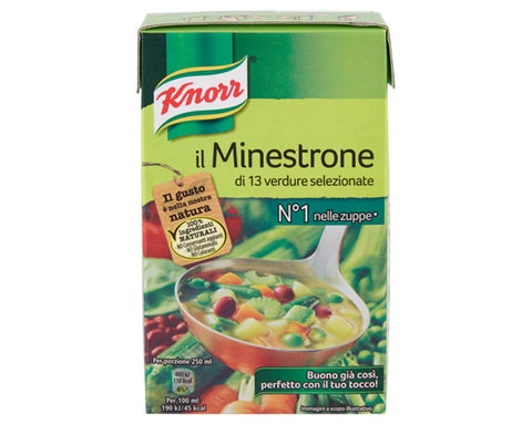 Traditional Minestrone Soup Knorr (500ml)