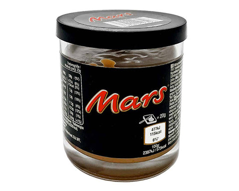 Mars Spreadable Cream (200g)