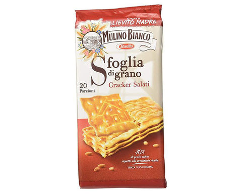 Salted Crackers Mulino Bianco (500g)