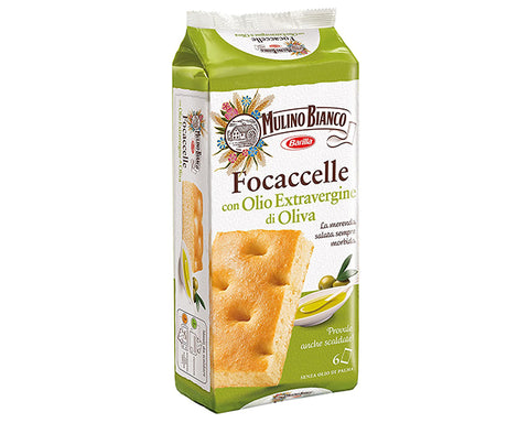 Focaccelle Olive Oil Mulino Bianco (198g)