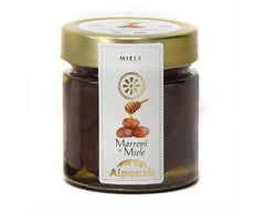 Marron (Chestnut) in Acacia Honey 300g