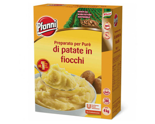 Instant mashed potato flakes Pfanni (3X75g)