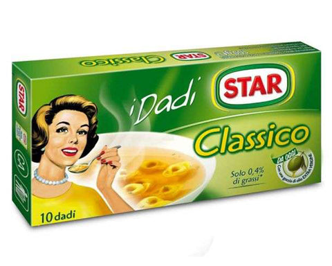 Star Classic stock cubes (10pz)