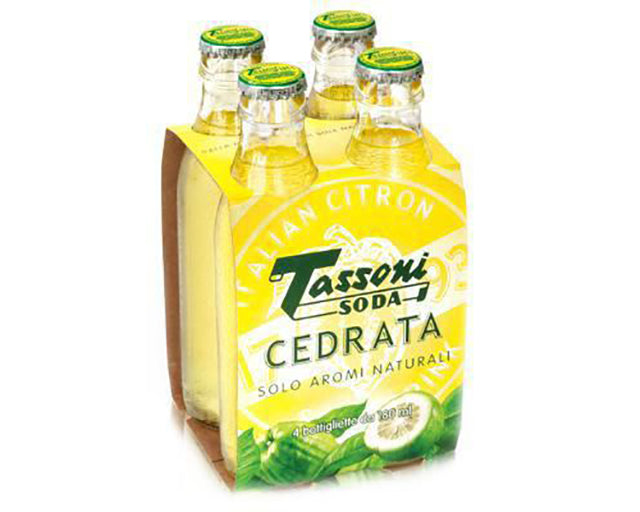 Cedrata Tassoni (180ml x 4)