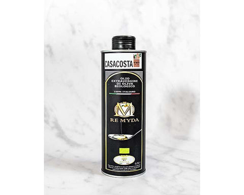 Extra Virgin Olive Oil Re Myda BIO - Only Good Italy