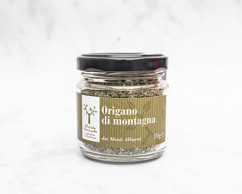 Mountain Oregano (10g) Gerardo di Nola