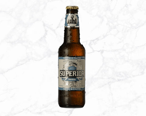 Pedavena Beer Superior Alcohol Free (33cl, 0.5% ABV)