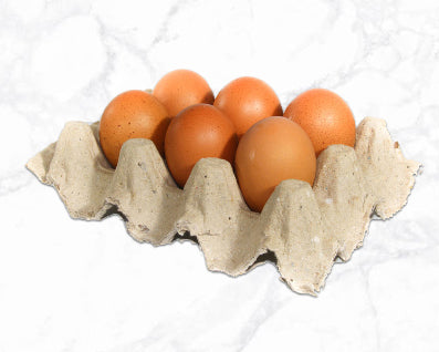 Free Range Eggs (Box of 6)