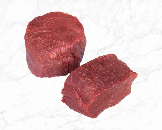 Fassona Piemontese Fillet Steak (2x300g)  Macelleria Oberto