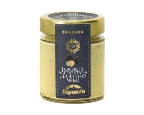 Valdaosta Fondue with Black Truffle 140g